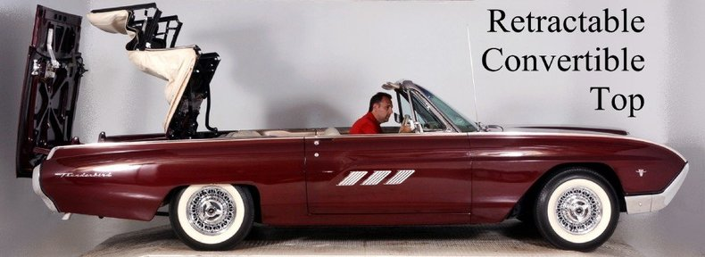 1963 Ford Thunderbird Image 104