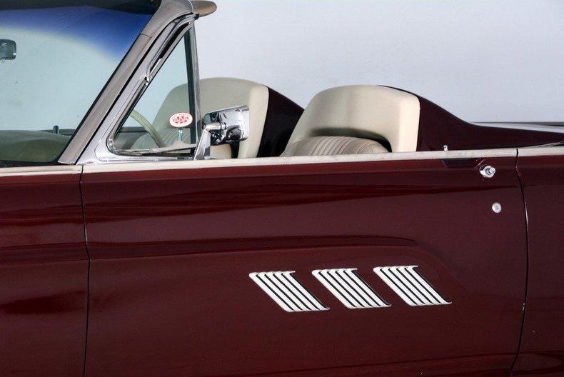 1963 Ford Thunderbird Image 98
