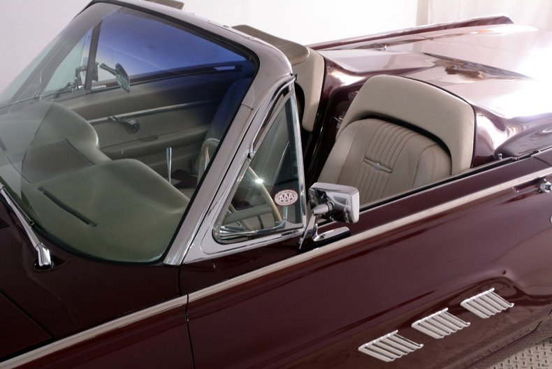 1963 Ford Thunderbird Image 87