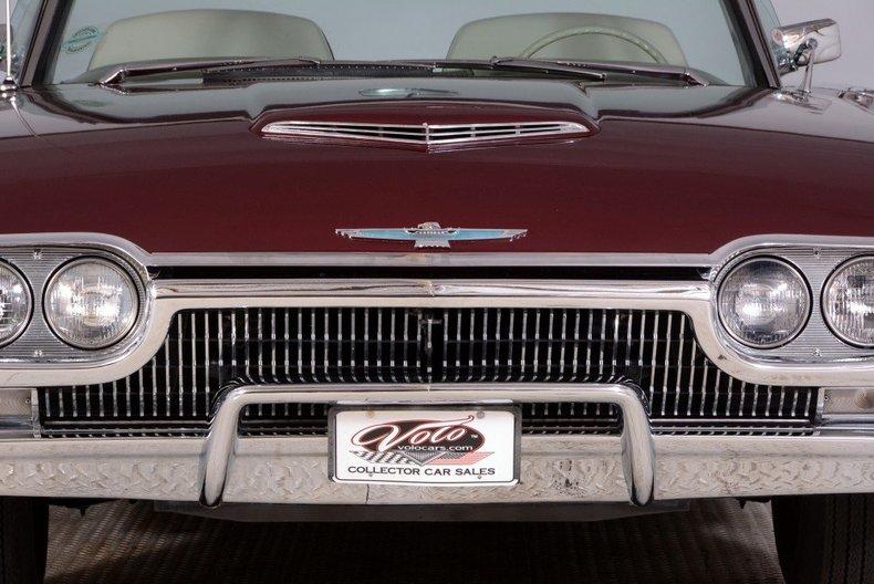 1963 Ford Thunderbird Image 80