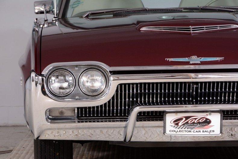 1963 Ford Thunderbird Image 69