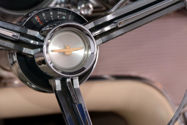 1963 Ford Thunderbird Image 42