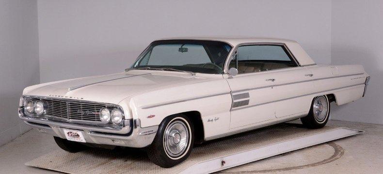 1962 Oldsmobile  Image 32