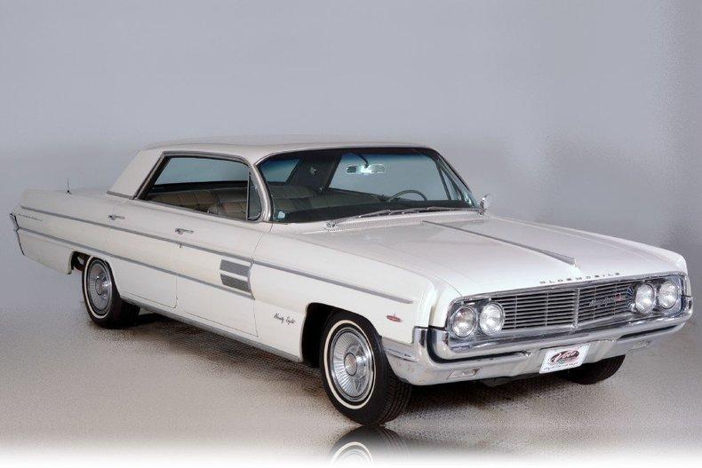 1962 Oldsmobile  Image 60