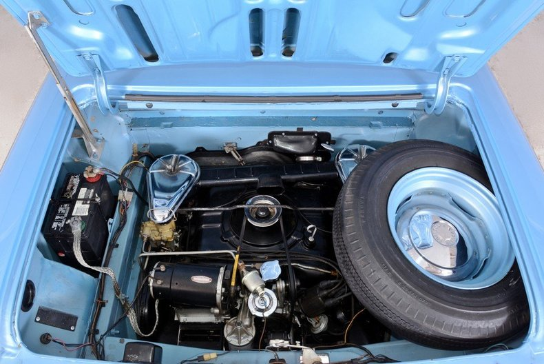 1961 Chevrolet Corvair Image 1