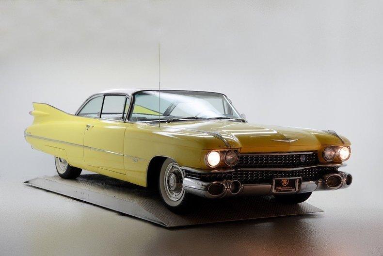 1959 Cadillac  Image 41