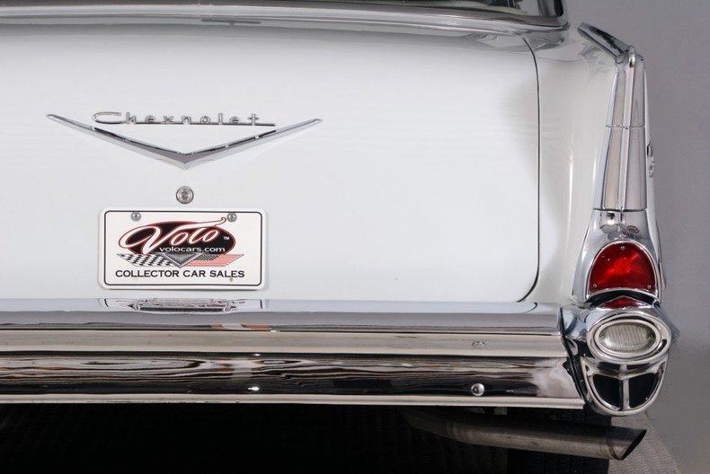 1957 Chevrolet  Image 16
