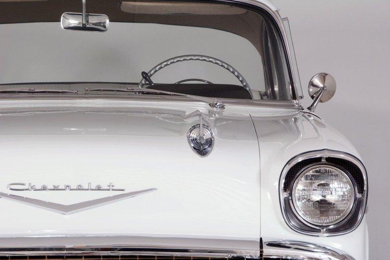 1957 Chevrolet  Image 19