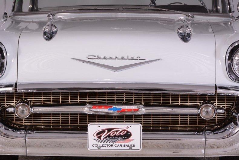 1957 Chevrolet  Image 41