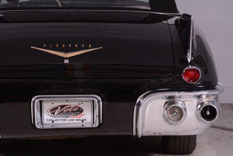 1957 Cadillac Eldorado Image 29
