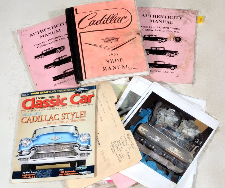 1957 Cadillac Eldorado Image 44
