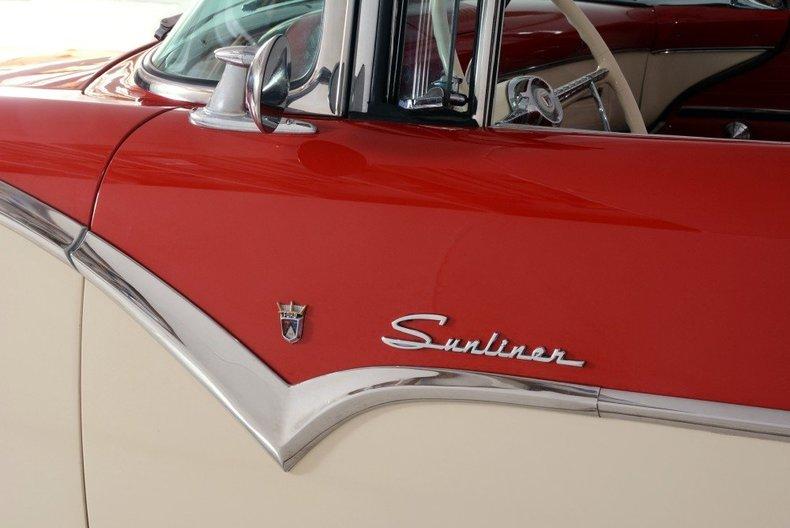 1955 Ford Sunliner Image 70