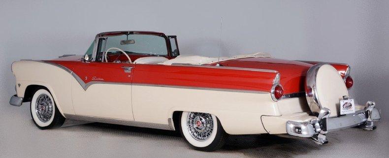 1955 Ford Sunliner Image 58