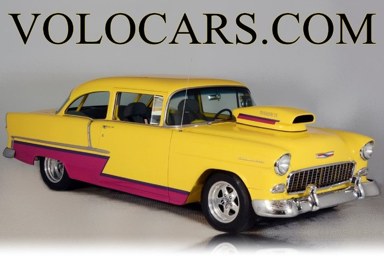1955 Chevrolet Custom Image 1