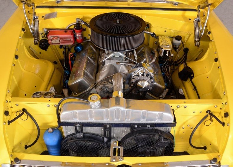 1955 Chevrolet Custom Image 4