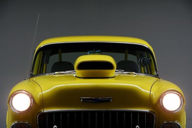 1955 Chevrolet Custom Image 5
