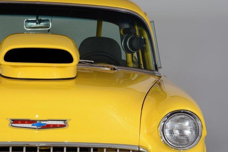 1955 Chevrolet Custom Image 8