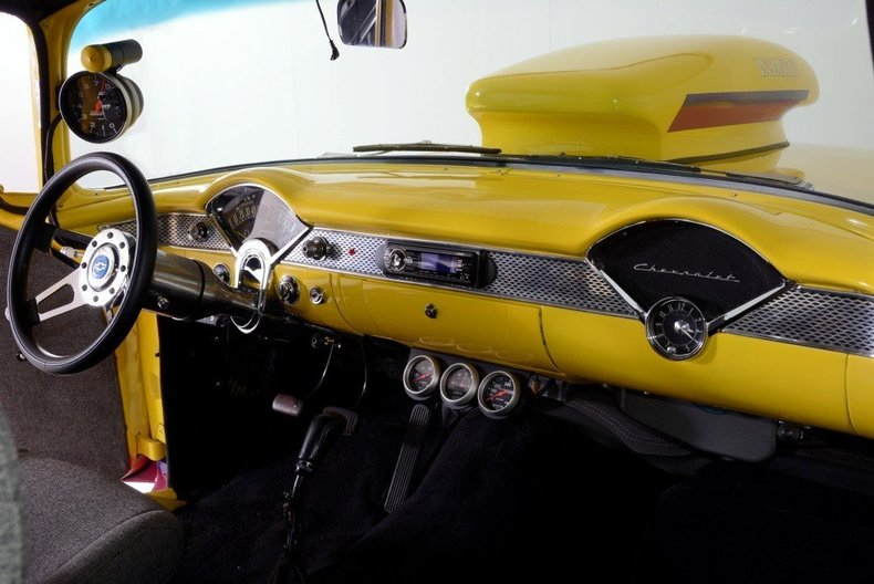 1955 Chevrolet Custom Image 13
