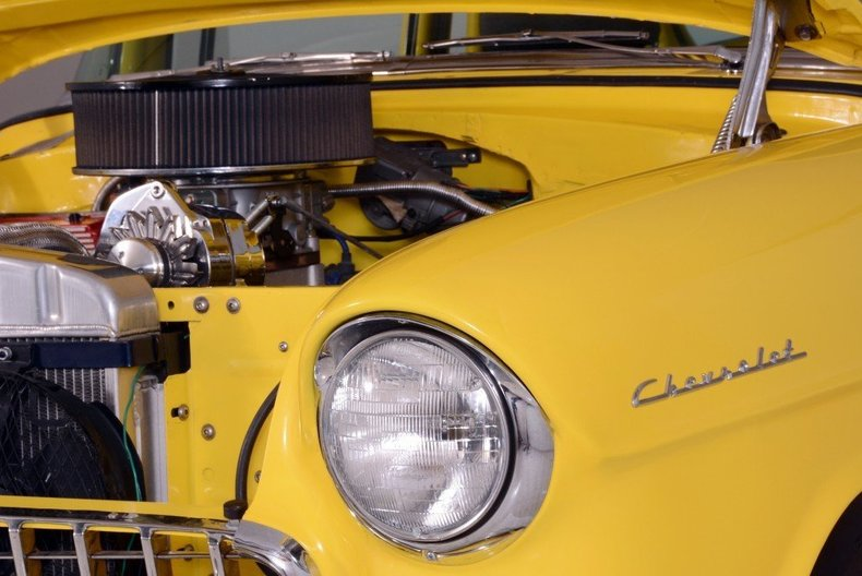 1955 Chevrolet Custom Image 17