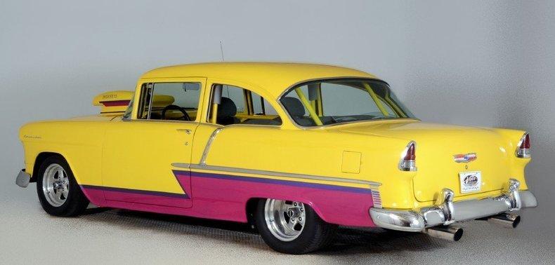 1955 Chevrolet Custom Image 18