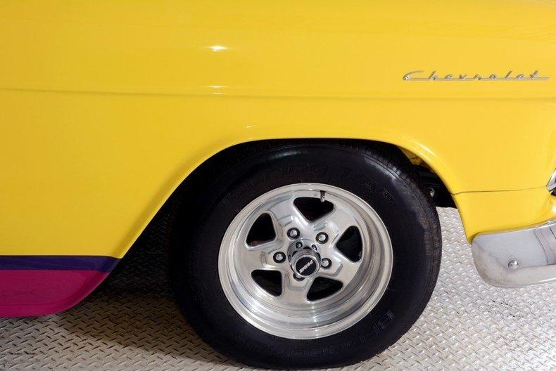 1955 Chevrolet Custom Image 30