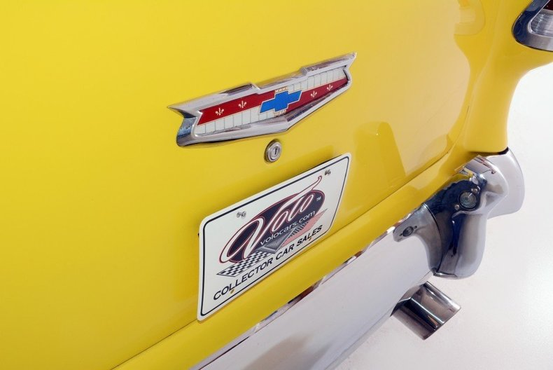 1955 Chevrolet Custom Image 43