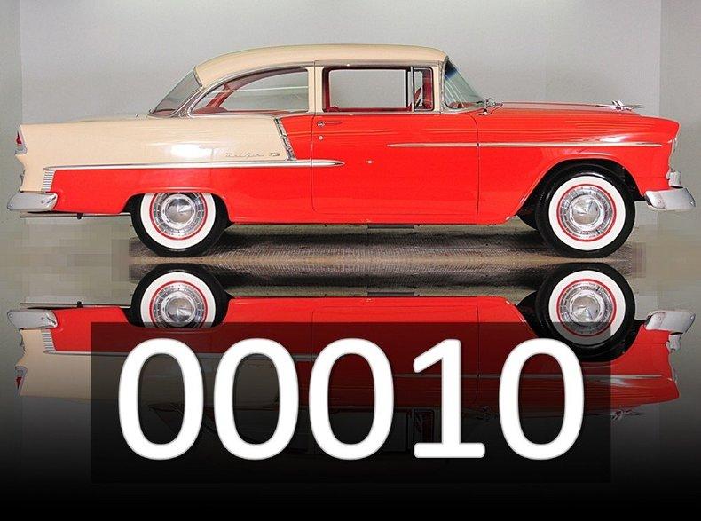 1955 Chevrolet Bel Air Image 103