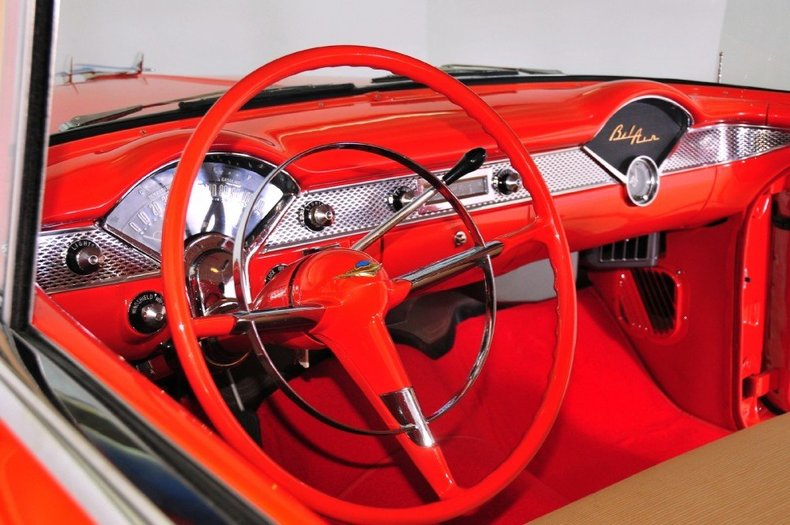 1955 Chevrolet Bel Air Image 34