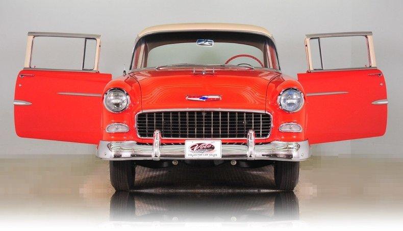 1955 Chevrolet Bel Air Image 40