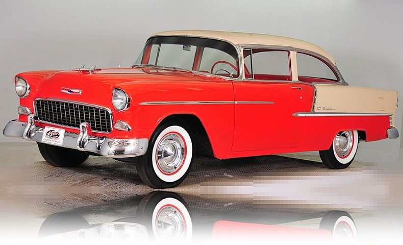 1955 Chevrolet Bel Air Image 43