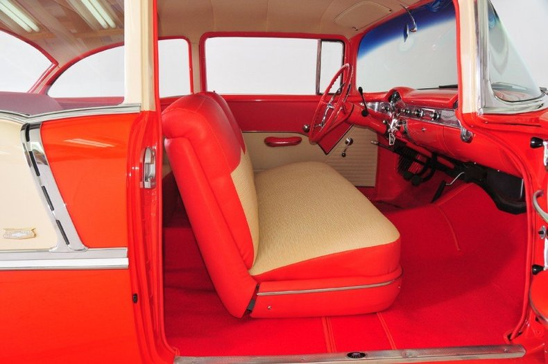 1955 Chevrolet Bel Air Image 52