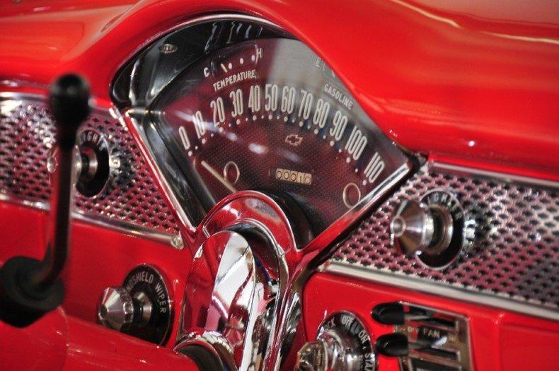 1955 Chevrolet Bel Air Image 53