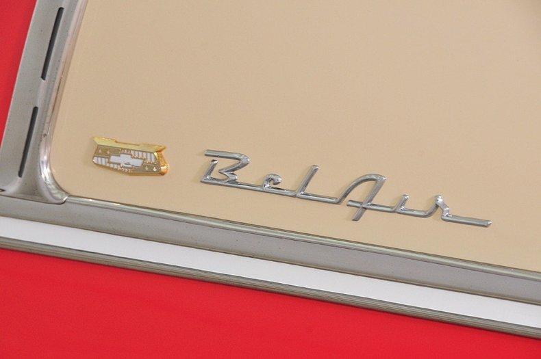 1955 Chevrolet Bel Air Image 70