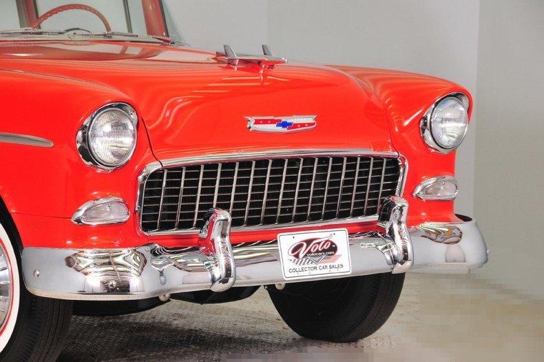 1955 Chevrolet Bel Air Image 71
