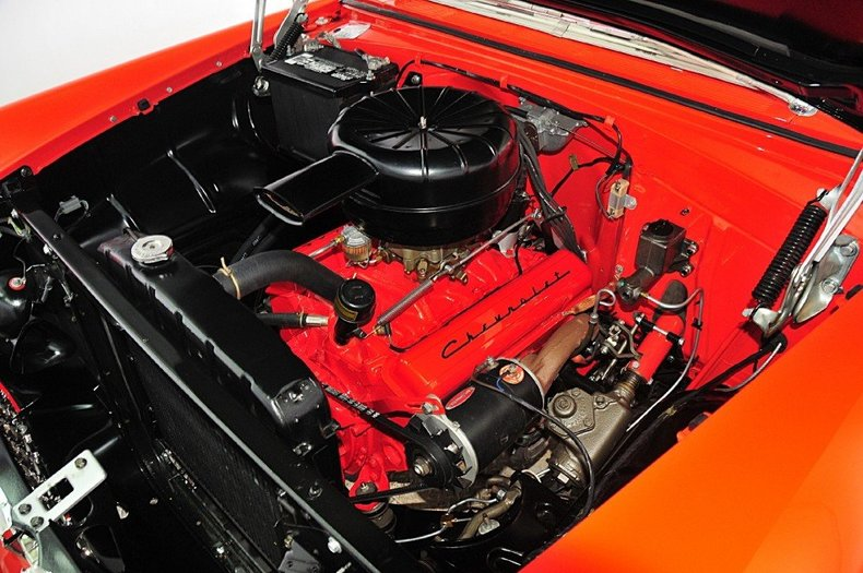 1955 Chevrolet Bel Air Image 68