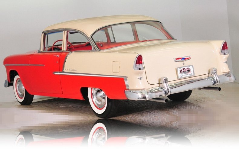 1955 Chevrolet Bel Air Image 72