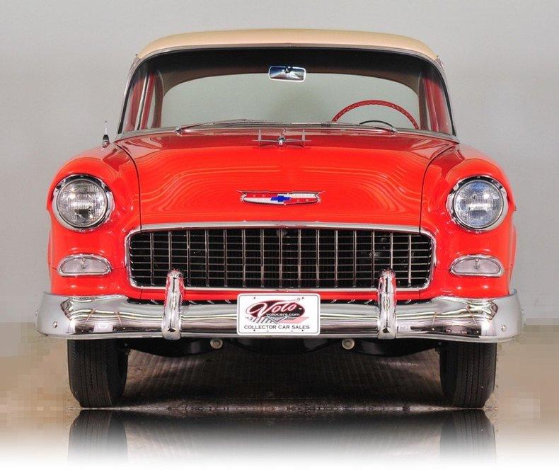 1955 Chevrolet Bel Air Image 90