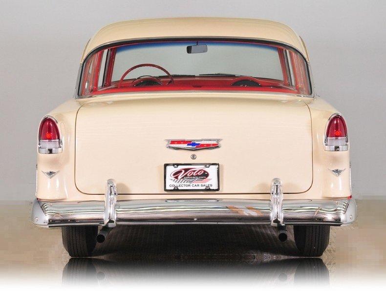 1955 Chevrolet Bel Air Image 73