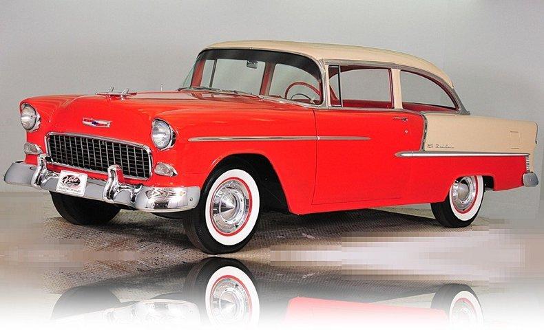 1955 Chevrolet Bel Air Image 82