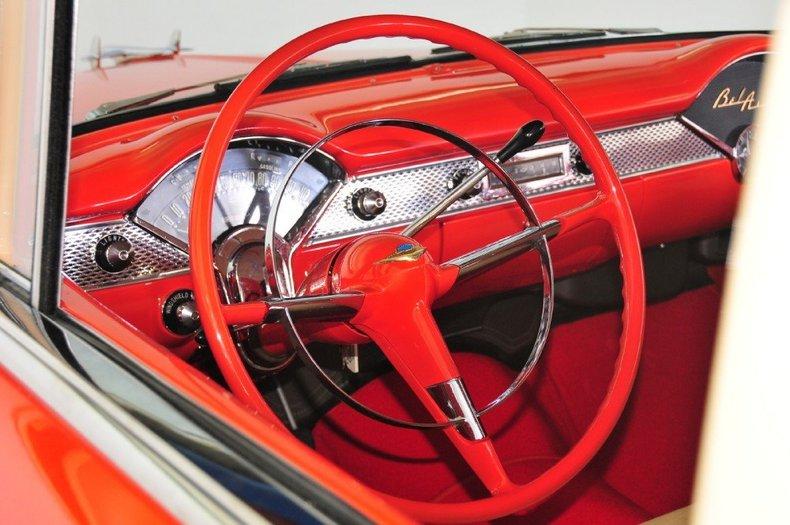 1955 Chevrolet Bel Air Image 84