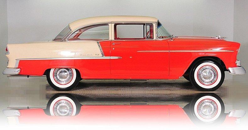 1955 Chevrolet Bel Air Image 87