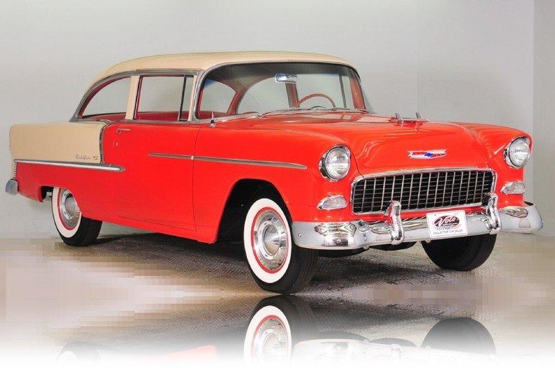 1955 Chevrolet Bel Air Image 17