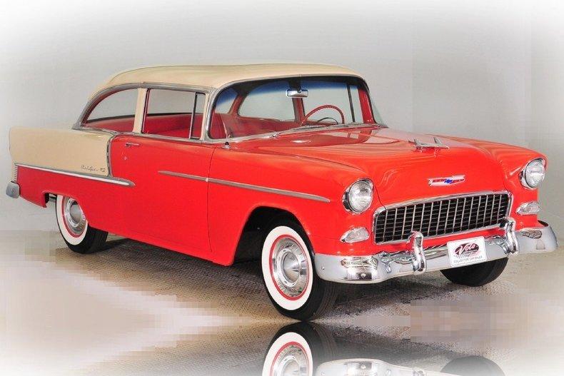 1955 Chevrolet Bel Air Image 80