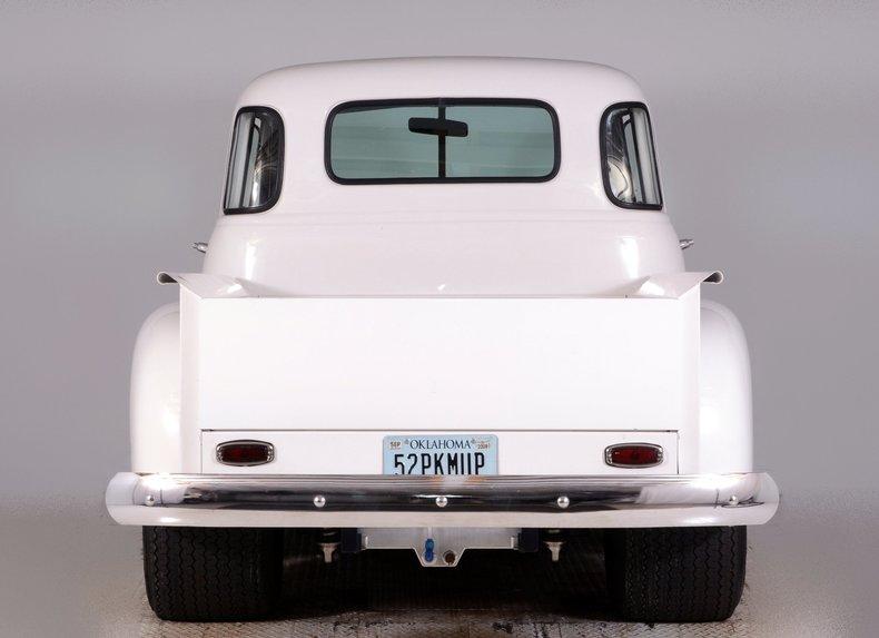 1952 Chevrolet 3100 Image 37
