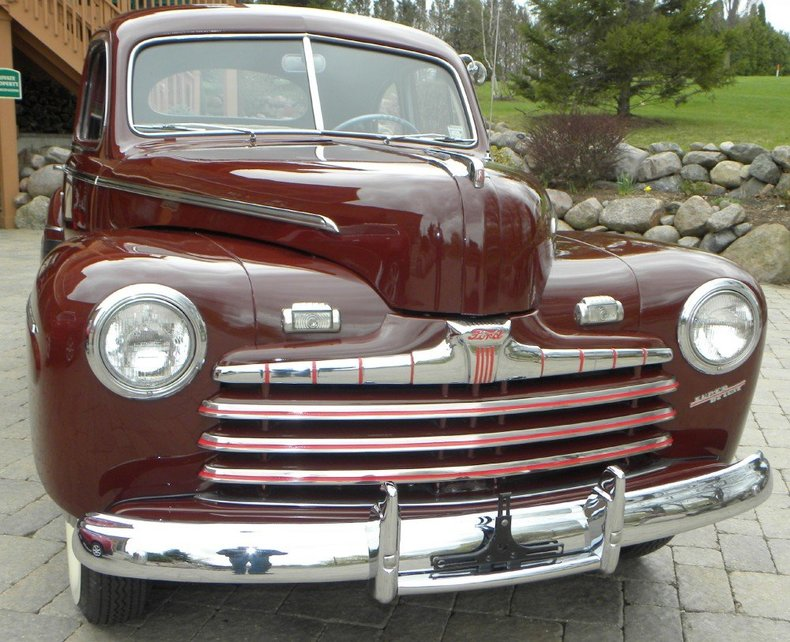 1946 Ford Super Deluxe Image 13