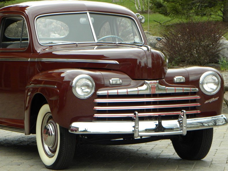 1946 Ford Super Deluxe Image 38