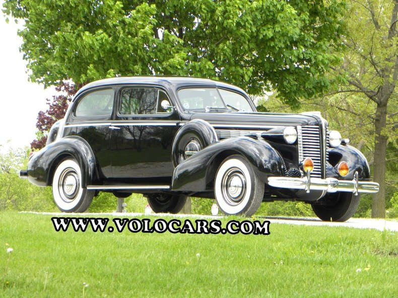 1938 Buick Special Image 6