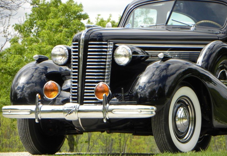 1938 Buick Special Image 9