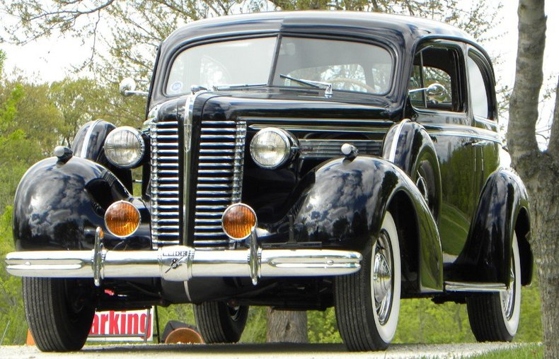 1938 Buick Special Image 18
