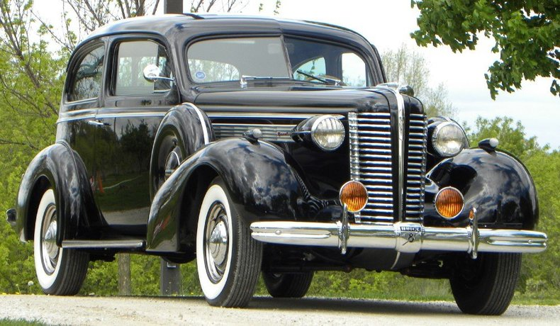 1938 Buick Special Image 21